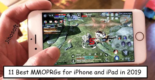 Meilleurs jeux de rôle pour iPhone.