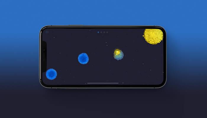 Jeu de puzzle réaliste Apple Arcade pour iPhone, iPad et Apple TV