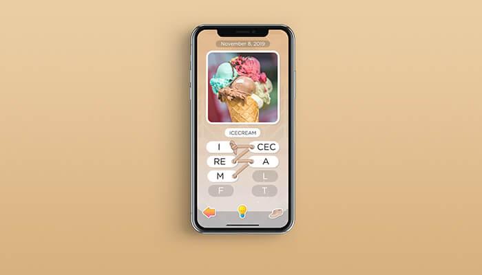 Word Laces Apple Arcade Puzzle Game pour iPhone, iPad et Apple TV
