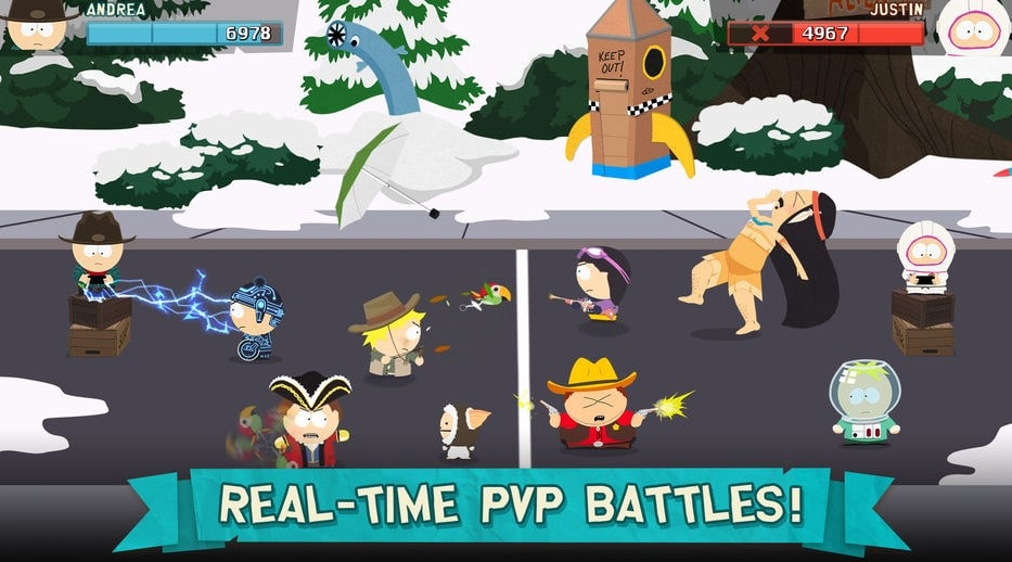 jeux rpg ios batailles pvp