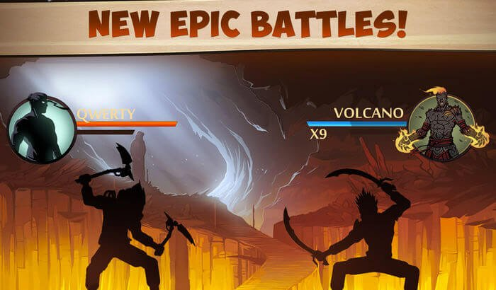 Shadow Fight 2 Role Playing Capture d'écran de jeux iPhone et iPad