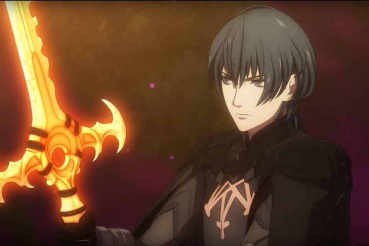 Byleth de Fire Emblem: Trois maisons