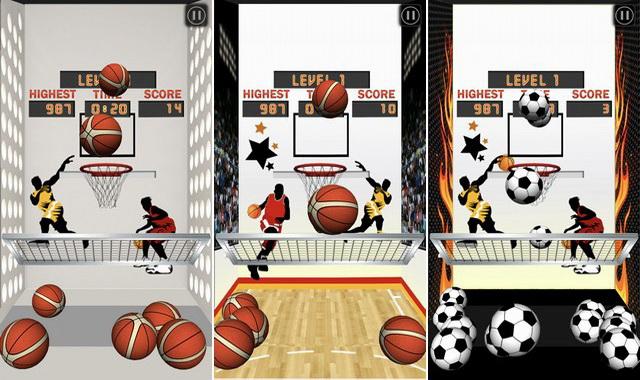 Machine d'arcade de basket-ball