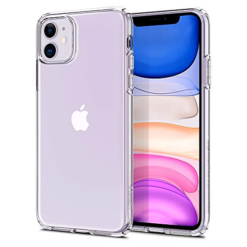 Coque Spigen Liquid Crystal Clear (iPhone 11)