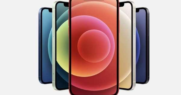 Apple annonce ses nouveaux iPhone