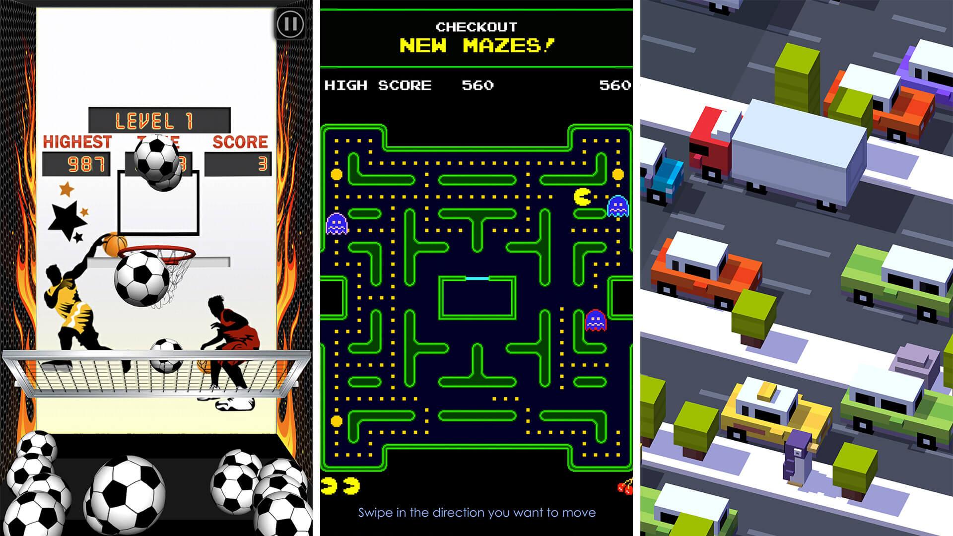 Meilleurs jeux d'arcade pour iPhone et iPad en 2020