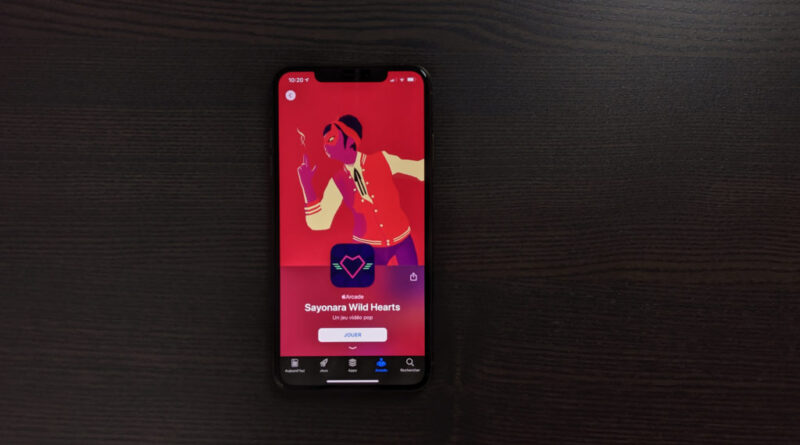 Comment essayer gratuitement Apple Arcade sur votre iPhone
