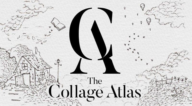Le Collage Atlas est entièrement dessiné à la main, magnifique et sur Apple Arcade maintenant