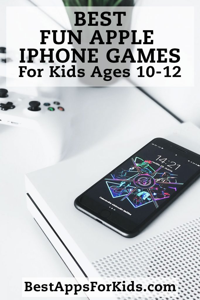Meilleures applications de jeux iPhone