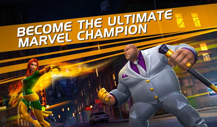 MARVEL Contest of Champions Jeu de rôle pour iPhone et iPad Capture d'écran