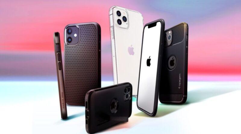 Protégez votre iPhone 12 avec les derniers coques de Spigen