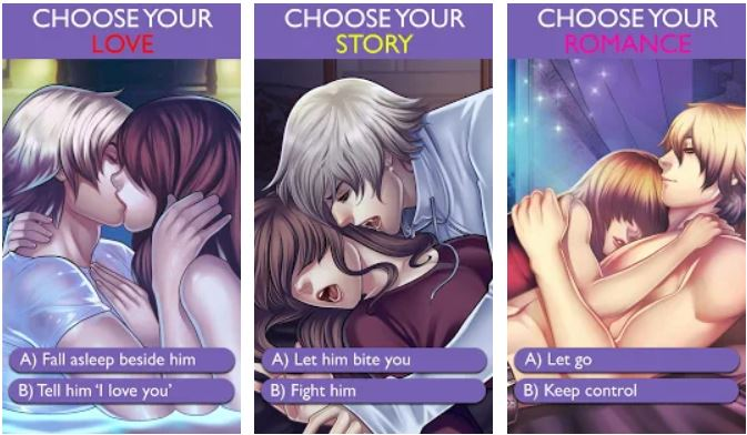 Best Romance Games Android/ iPhone