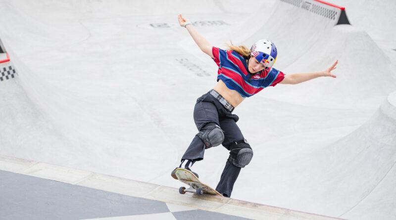 Brighton Zeuner: parcours de skateur olympique de 16 ans, ambitions