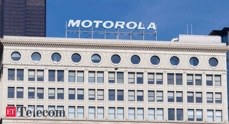 Motorola s'associe à Flipkart pour lancer des appareils électroménagers intelligents, Telecom News, ET Telecom