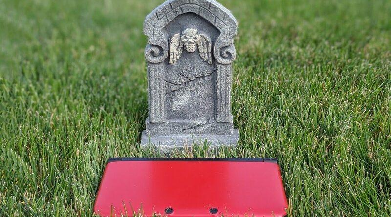 Au revoir Nintendo 3DS, vous êtes parti mais pas oublié