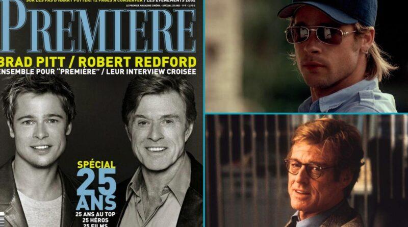 Spy Game : Quand Brad Pitt et Robert Redford racontaient leurs retrouvailles dans Première