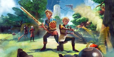 Oceanhorn 2: Knights of The Lost Realm, le Zelda-like a found sa date de sortie sur Switch