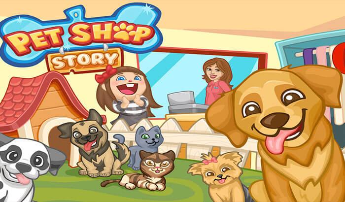 Pet Shop Story Capture d'écran de l'application iPhone et iPad
