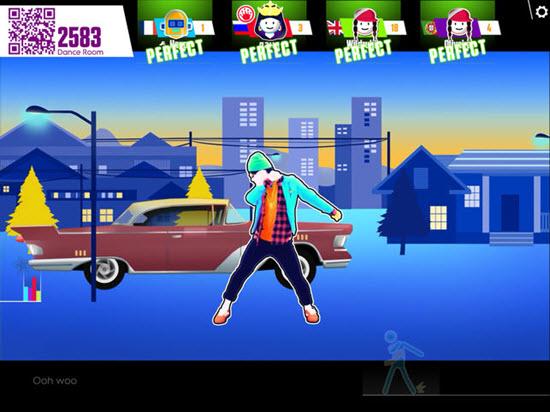 Just Dance Now 4.6 / 15.5K # 21 est l'un des 10 meilleurs jeux à 2 joueurs pour iOS.