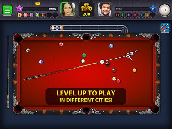 8 Ball Pool 4.7 / 370.6K # 3 est l'un des 10 meilleurs jeux à 2 joueurs pour iOS.