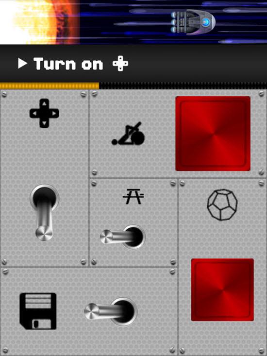 Spaceteam 4.6 / 633 # 57 est l'un des 10 meilleurs jeux à 2 joueurs pour iOS.