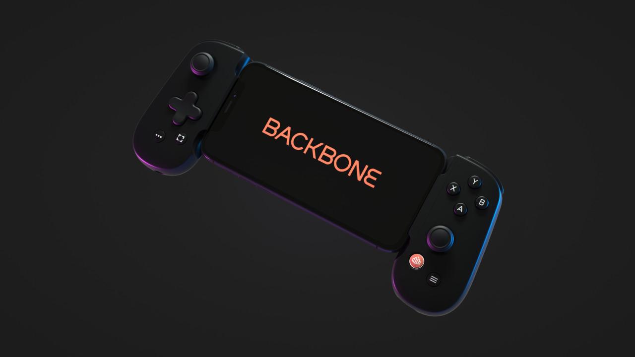 Jeux mobiles backbone