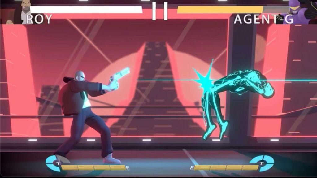 Punch Planet (jeux Apple Arcade)