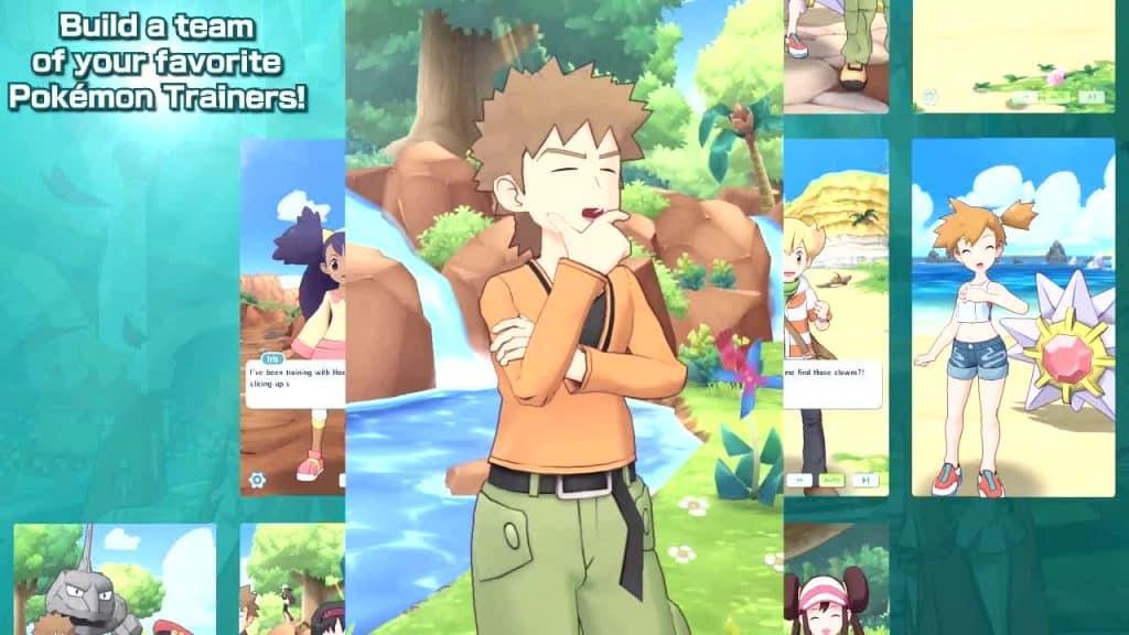 Maîtres Pokémon