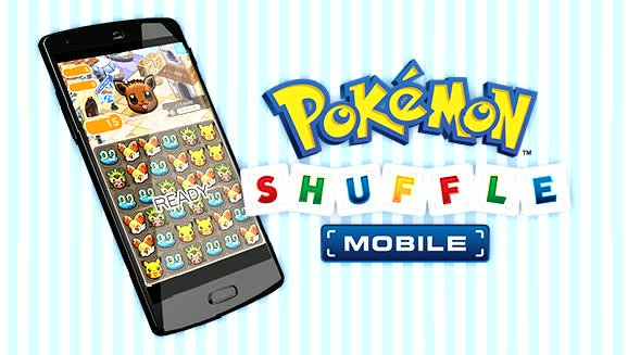 Mobile Pokémon Shuffle