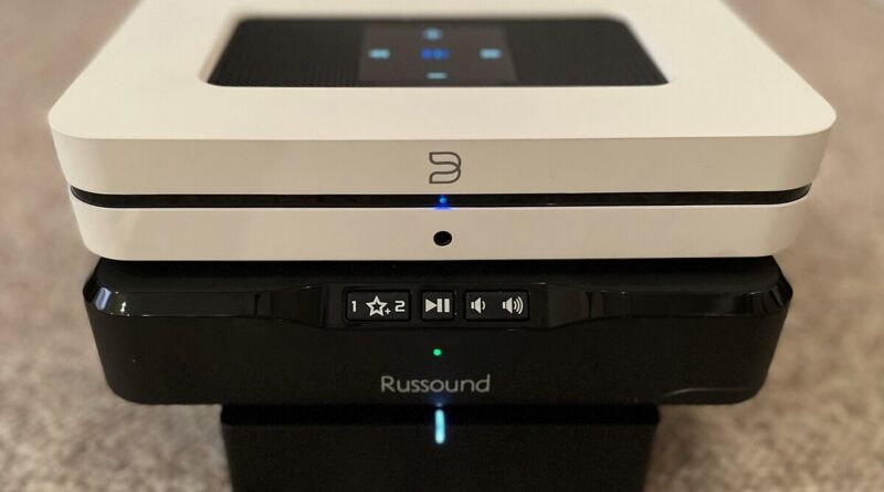 bluesound node 2i comparé à russound