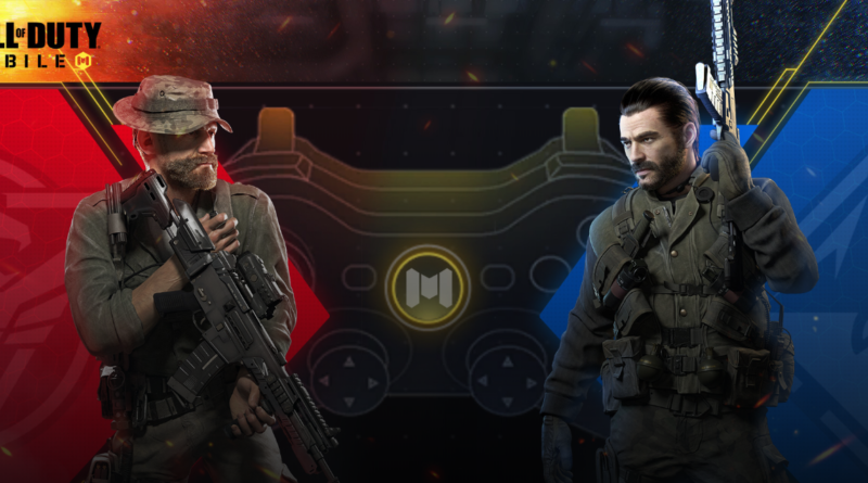 Comment jouer à Call of Duty: Mobile à l'aide d'un contrôleur