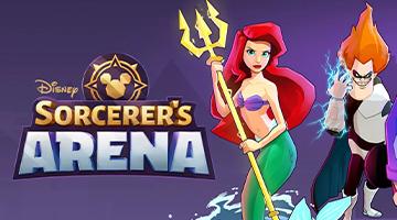 Télécharger et jouer à Disney Sorcerer's Arena sur PC & Mac (Émulateur)