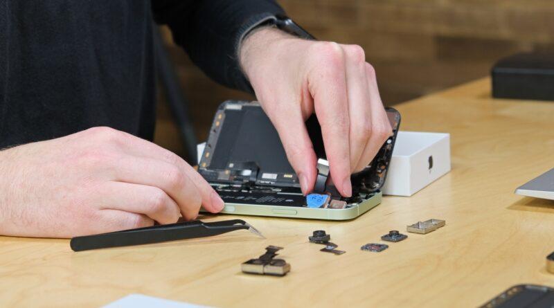 L'iPhone 12 peut être réparable mais uniquement par Apple