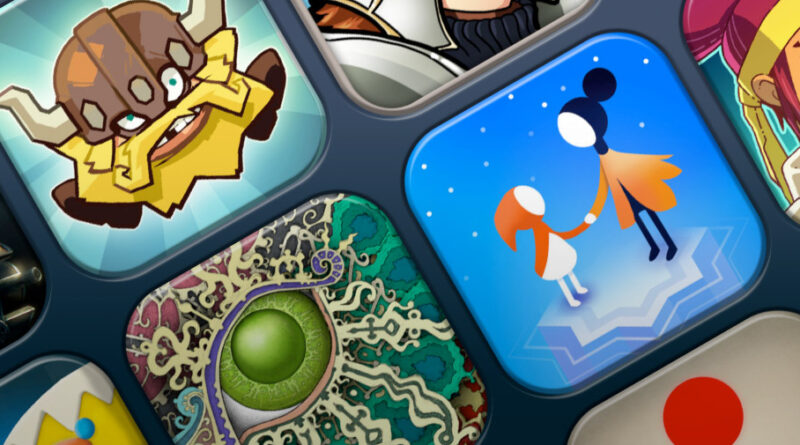 Top 25 des meilleurs puzzle games sur iPhone et iPad