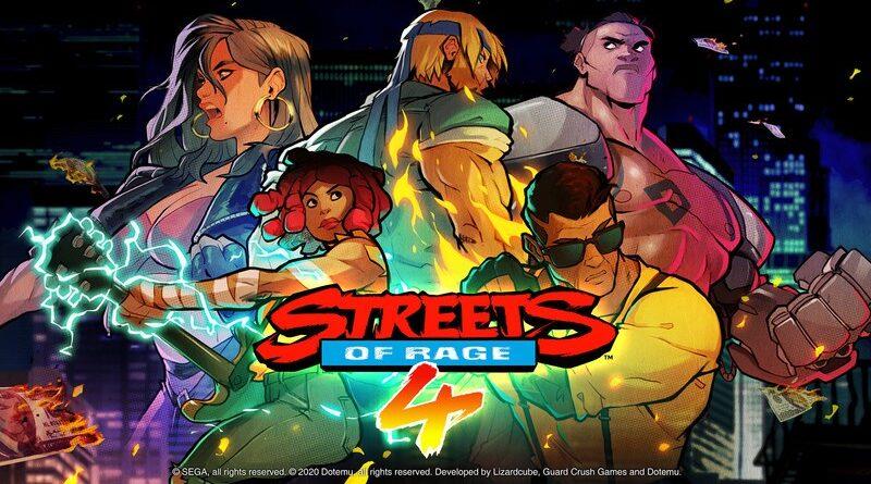 Revue de Streets of Rage 4: Rajeunir un sous-genre oublié
