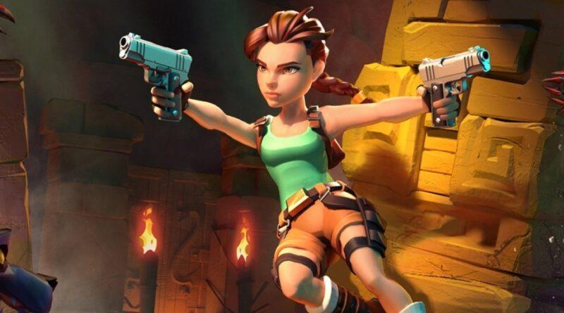 Tomb Raider bientôt de retour dans un jeu inédit sur iPhone