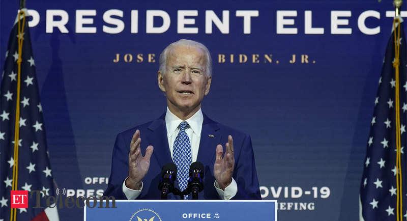 Le conseiller principal de Joe Biden est considéré comme rendant la réglementation technologique plus probable, Telecom News, ET Telecom