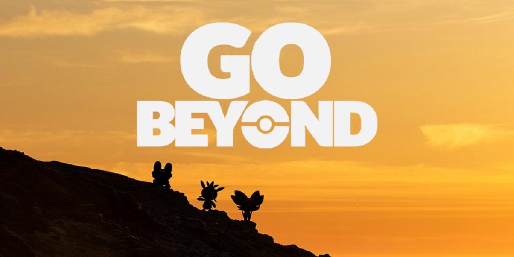La nouvelle mise à jour de Pokemon Go s'appelle Go Beyond.
