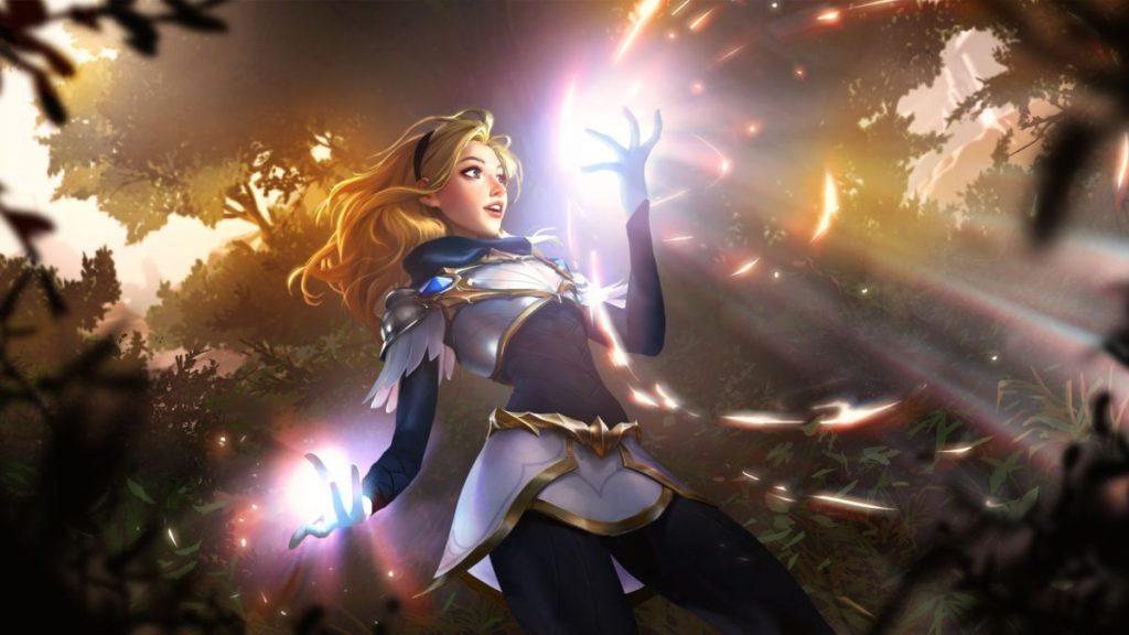 Art de Legends of Runeterra.