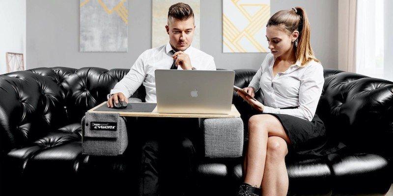 Couchmaster® CYWORX Lapboard ergonomique