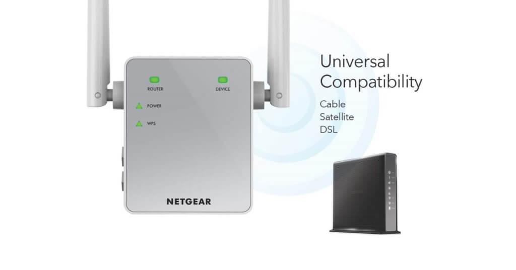 prolongateur de portée wifi netgear