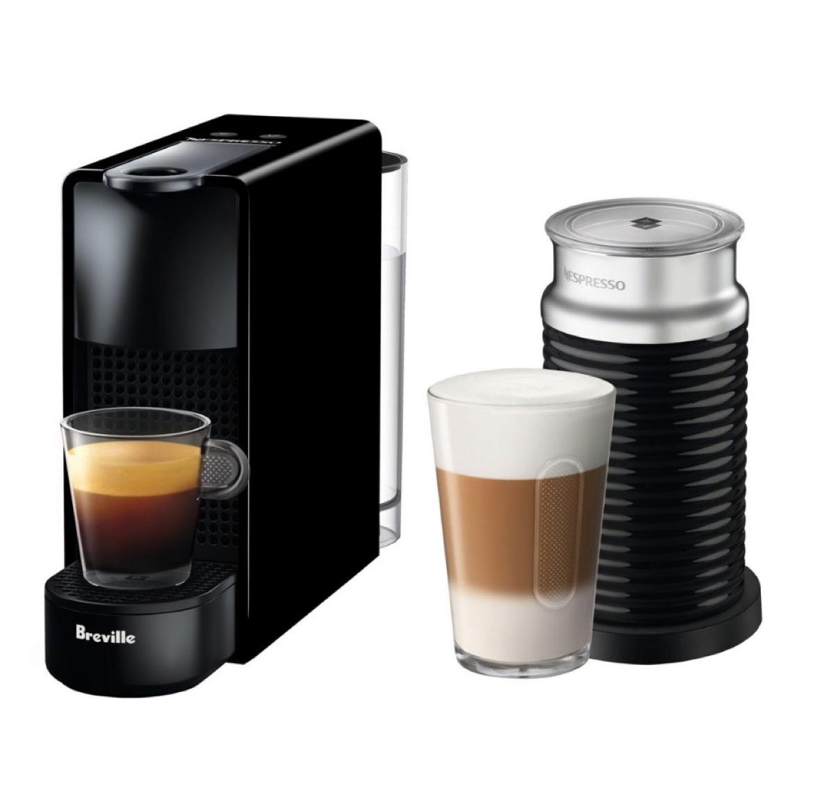 machine nespresso breville
