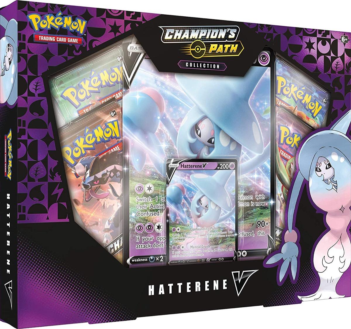 boîte de cartes à collectionner Pokemon