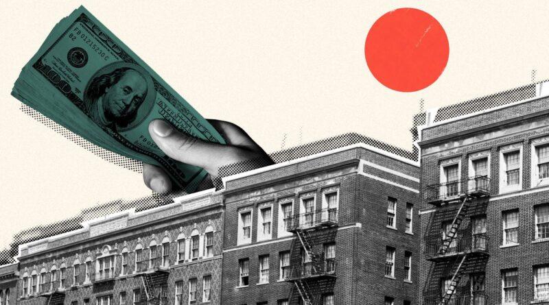 Les locataires de couleur paient une prime pour le logement