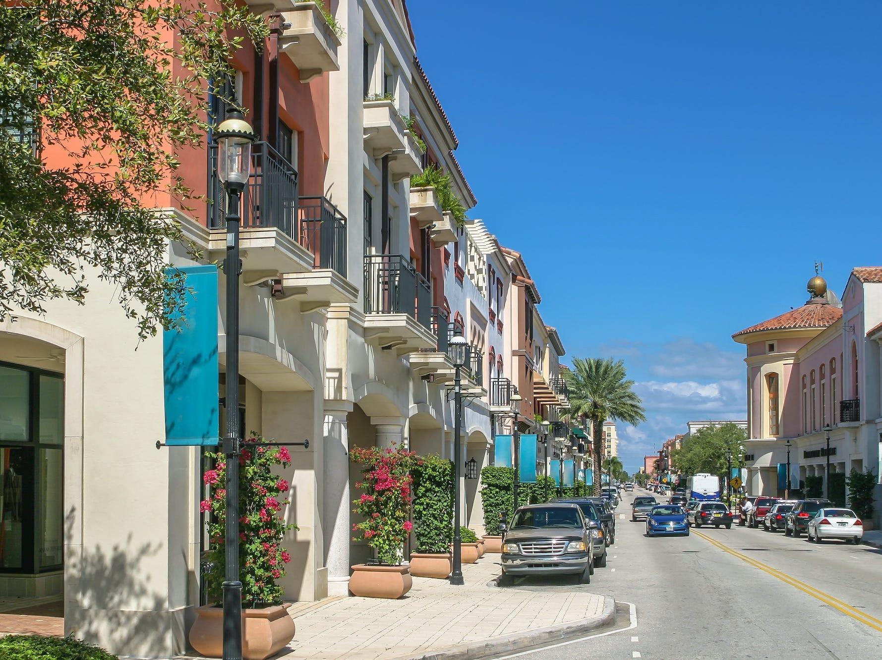 West Palm Beach, Floride