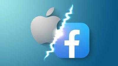 Fonctionnalité Apple vs Facebook