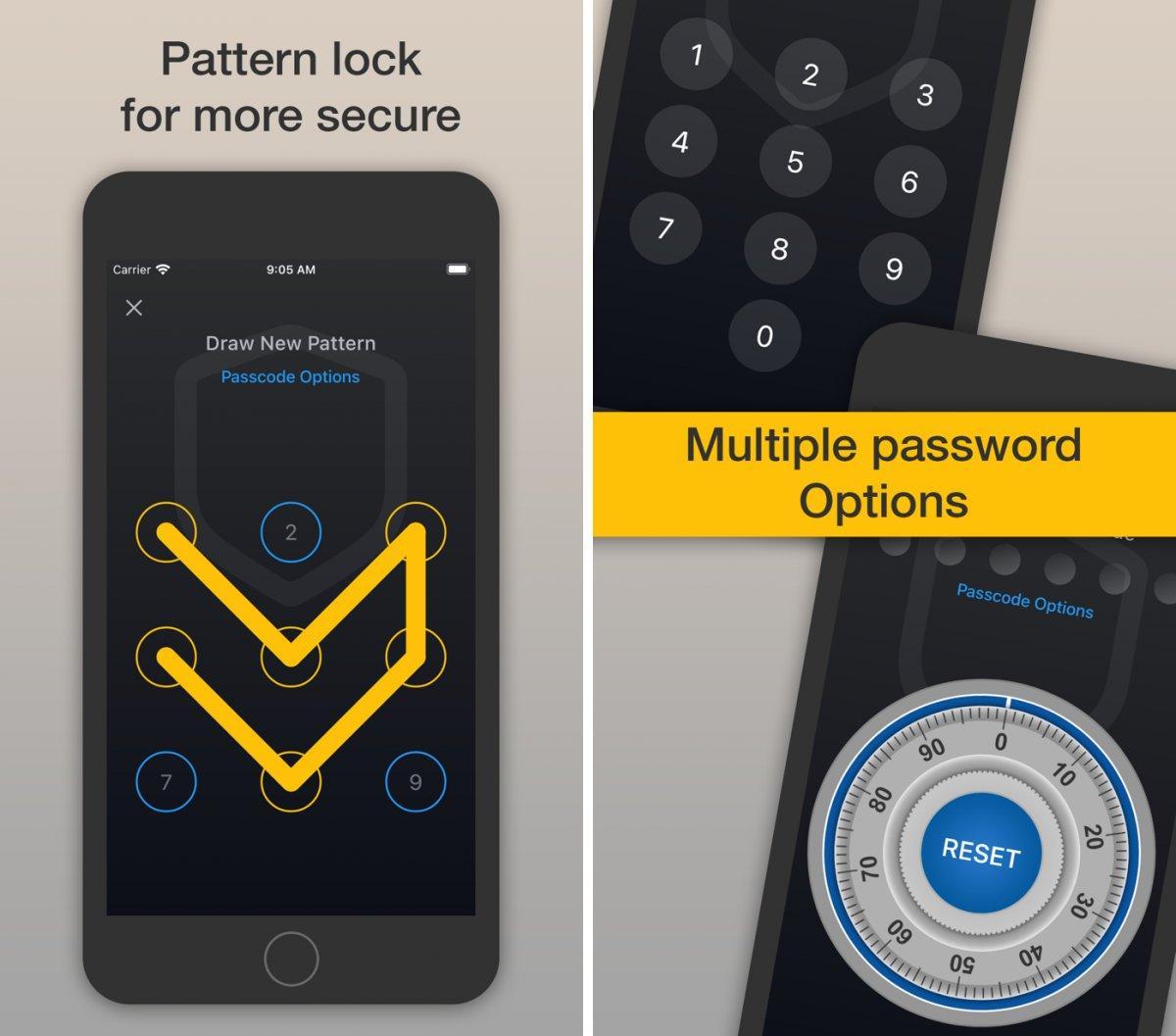 application de capture vidéo photo de sécurité ipa iphone ipad