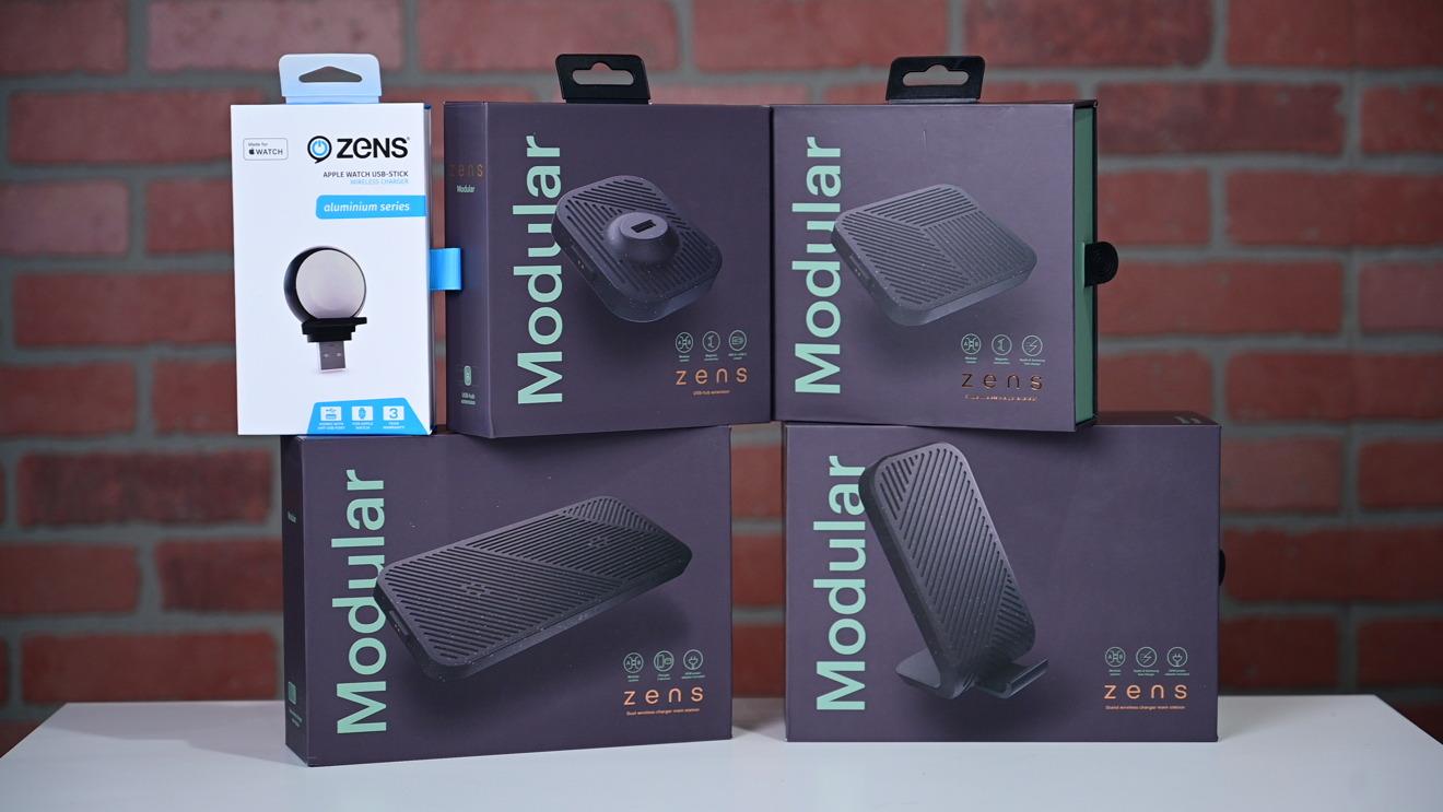 Toute la gamme Zens Modular Series