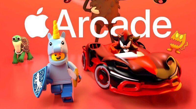 Certains joueurs chanceux bénéficient d'un deuxième essai gratuit d'Apple Arcade