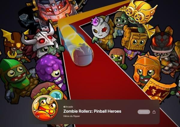 Pinball Heroes de Firefly Games débarque sur Apple Arcade
